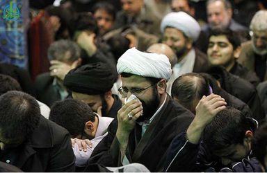 عروج ملکوتی - وداع در مسجد